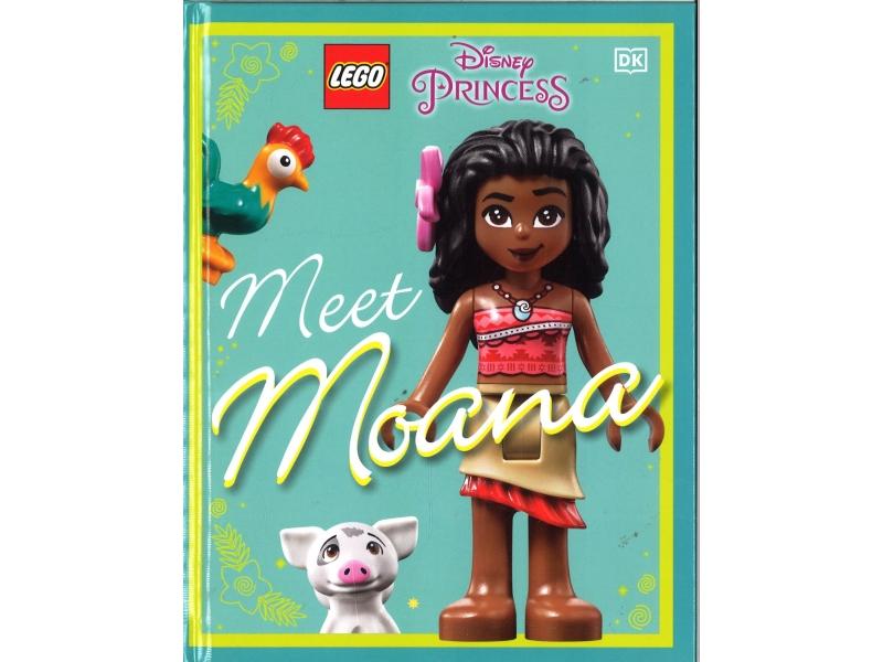 Lego - Disney Princess - Meet Moana
