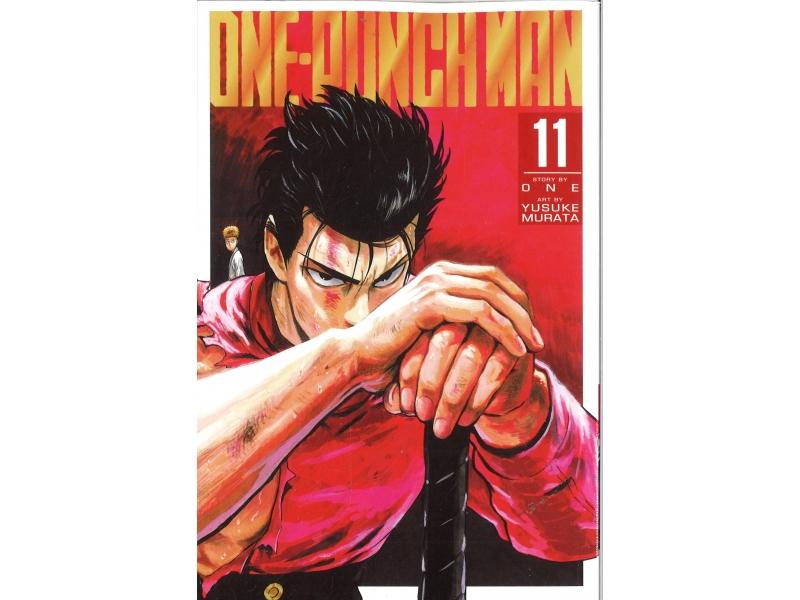 One Punch Man 11 - Yusuke Murata