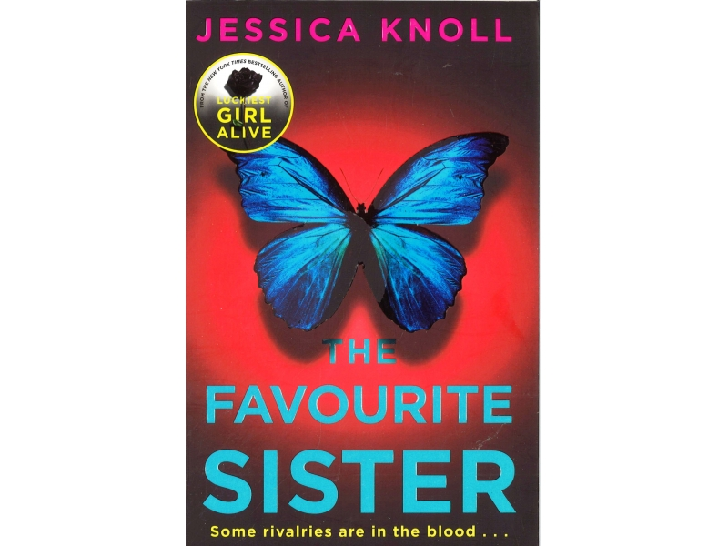 Jessica Knoll - Favourite Sister