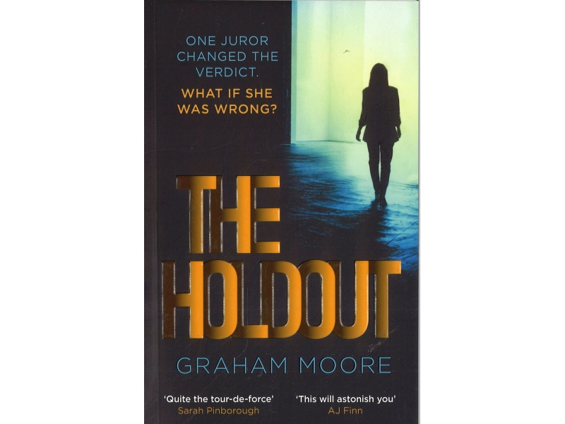 Graham Moore - The Holdout