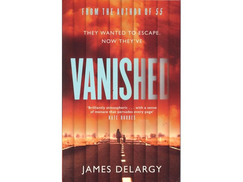 James Delargy - Vanished