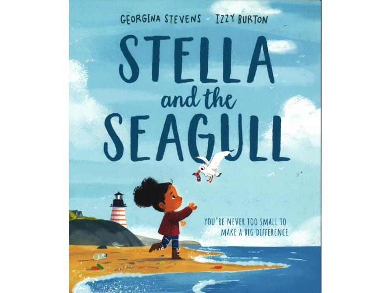 Georgina Stevens & Izzy Burton - Stella And The Seagull