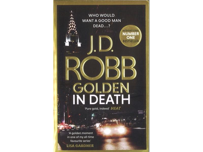 J.D. Robb - Golden In Death