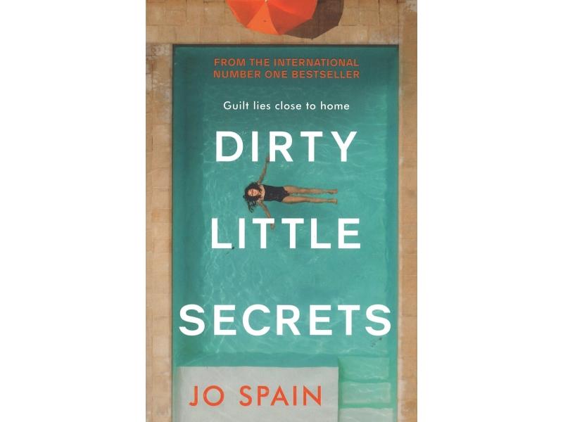Jo Spain - Dirty Little Secrets