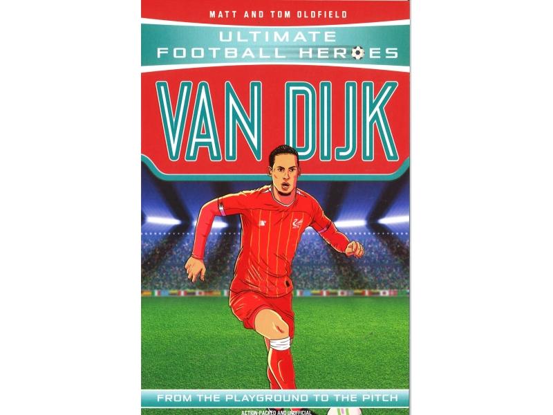 Ultimate Football Heroes - Van Dijk