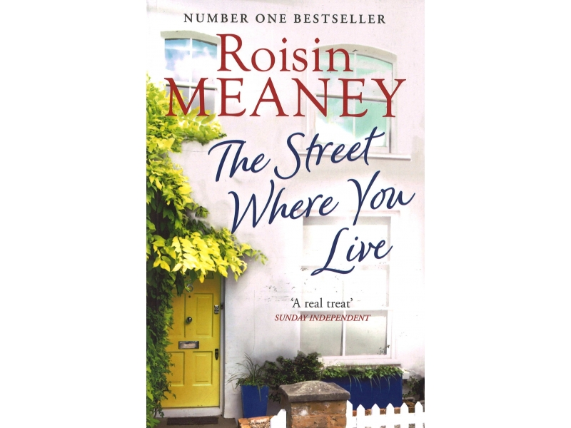 Roisin Meaney - The Street Where You Live