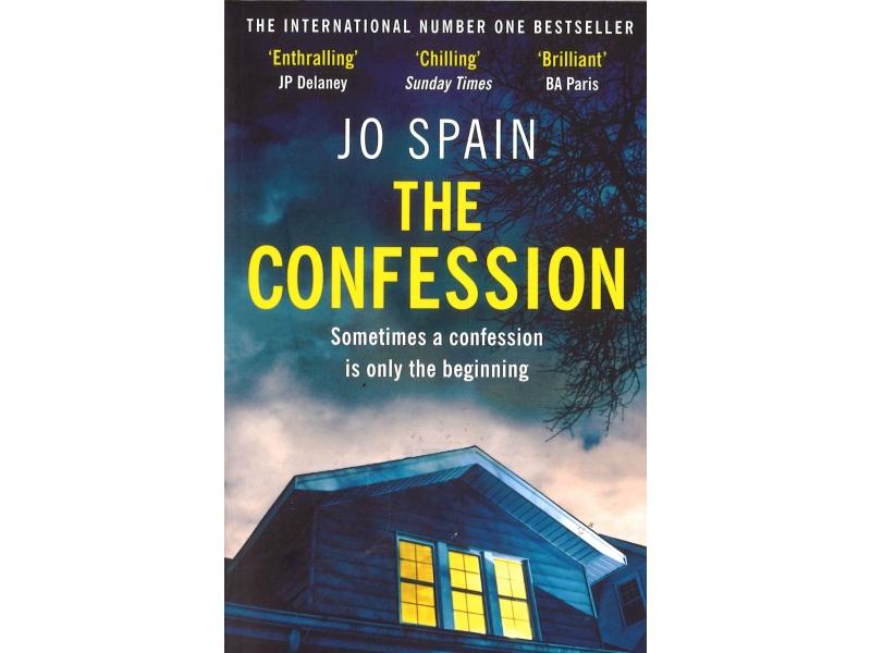 Jo Spain - The Confession