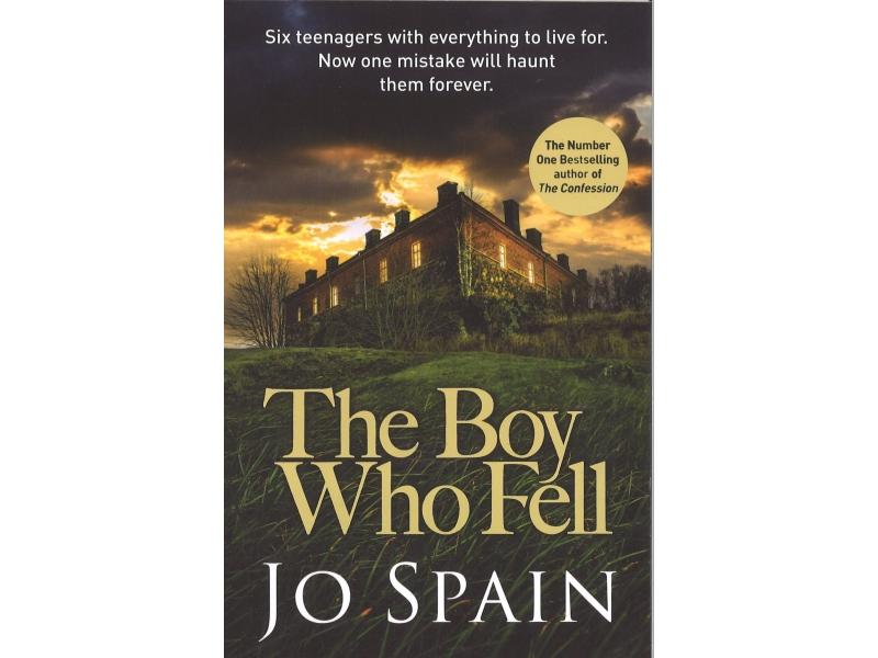 Jo Spain - The Boy Who Fell