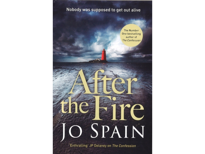Jo Spain - After The Fire