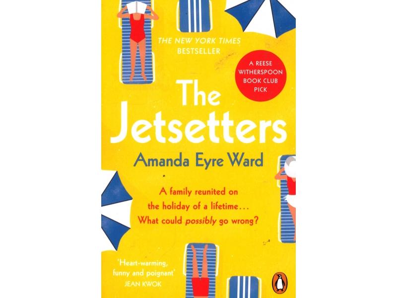 Amanda Eyre Ward - The Jetsetters