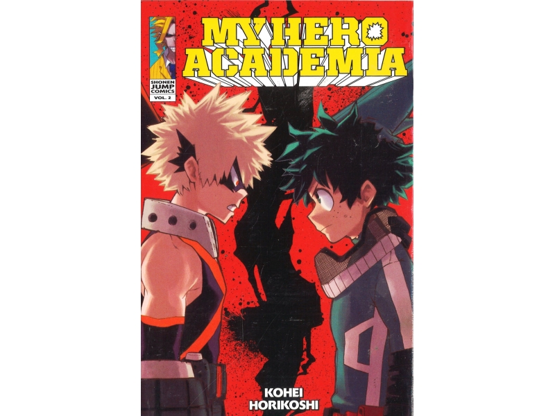 My Hero Academia 2 - Kohei Horikoshi