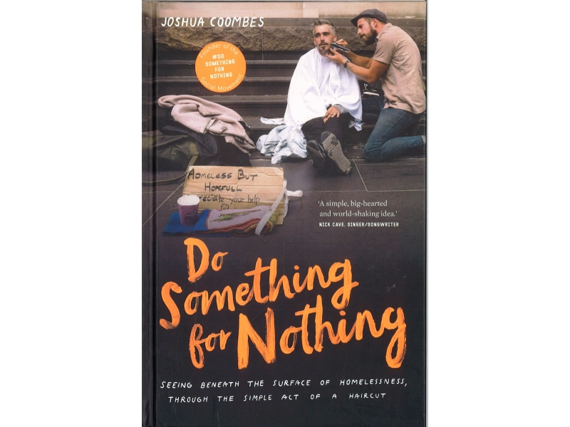 Joshua Coombes - Do Something For Nothing
