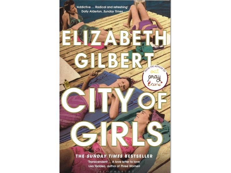 Elizabeth Gilbert - City Of Tears