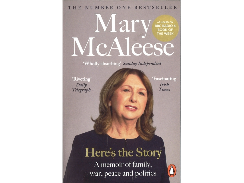 Mary McAleese - Here's The Story