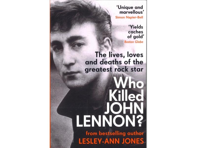 Lesley-Ann Jones - Who Killed John Lennon?