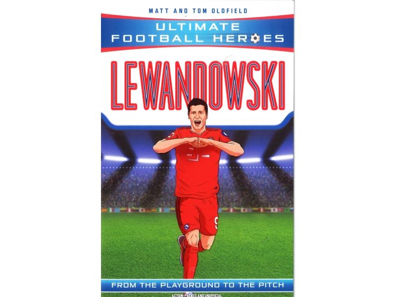 Ultimate Football Heroes - Lewandowski