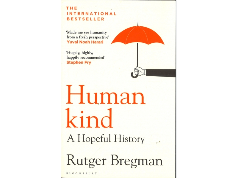 Rutger Bregman - Human Kind