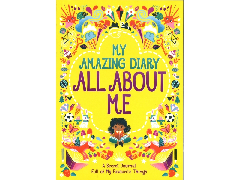 My Amazing Diary All About Me