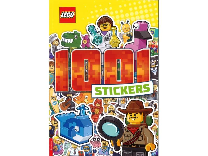 Lego 1001 Stickers