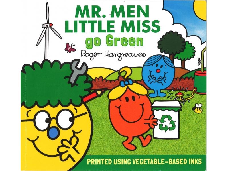 Mr. Men Little Miss - Go Green