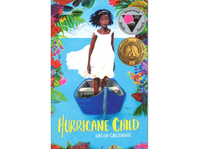 Kacen Callender - Hurricane Child
