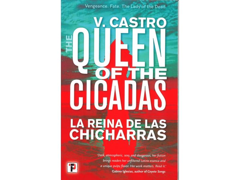 V. Castro - Queen Of The Cicadas