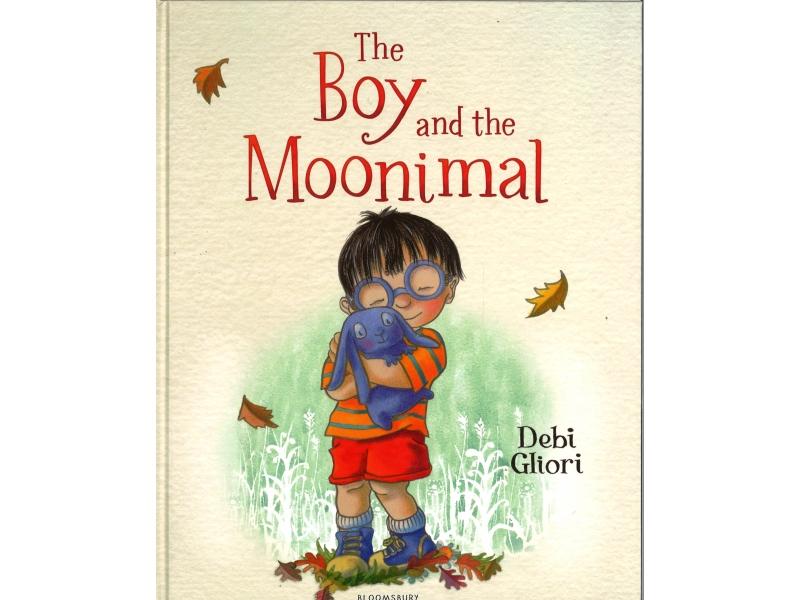Debi Gliori - The Boy And The Moonimal