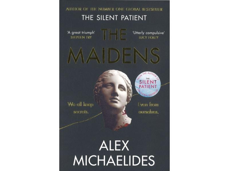 Alex Michaelides - The Maidens