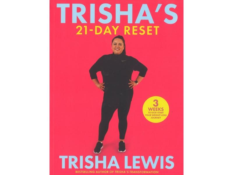 Trisha Lewis - Trisha's 21 day rest