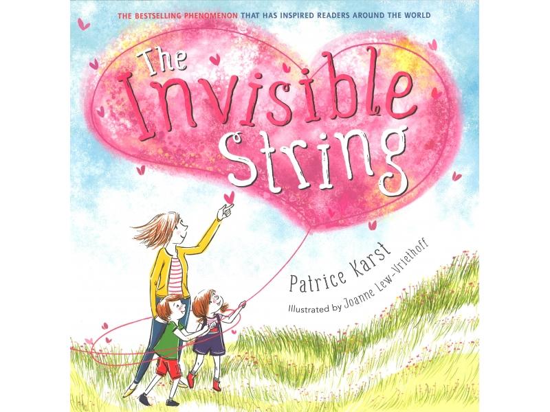 Patrice Karst - The Invisble String