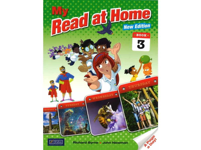My Read At Home Book 3 - New Edition