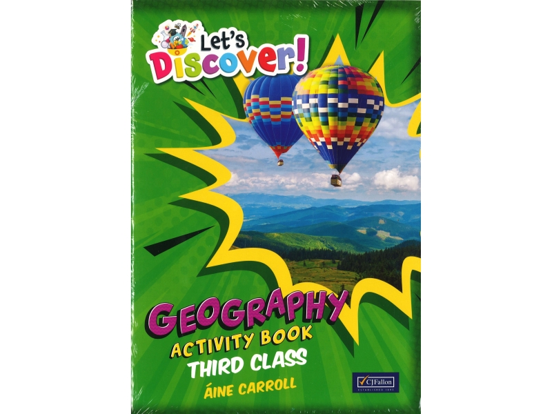 Lets Discover! - Geography - Third Class - Activity Book