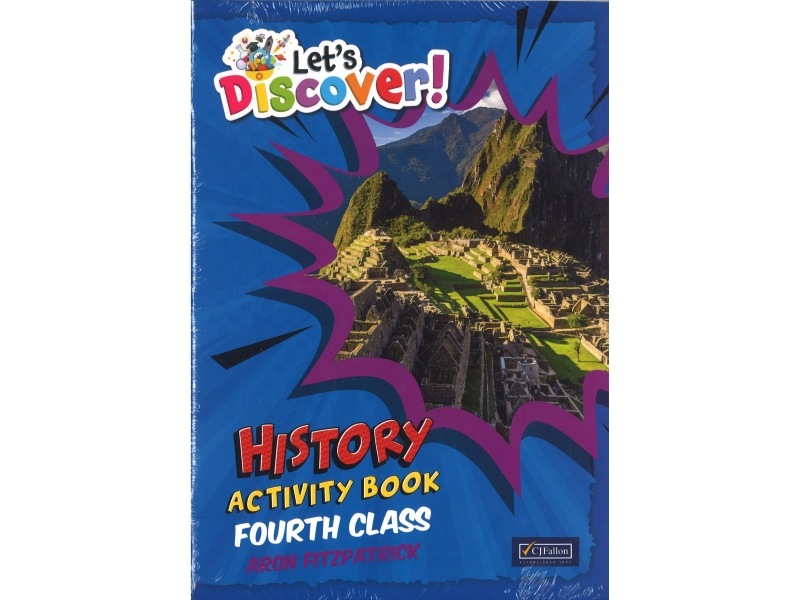 Lets Discover! Fourth Class - Activity Book