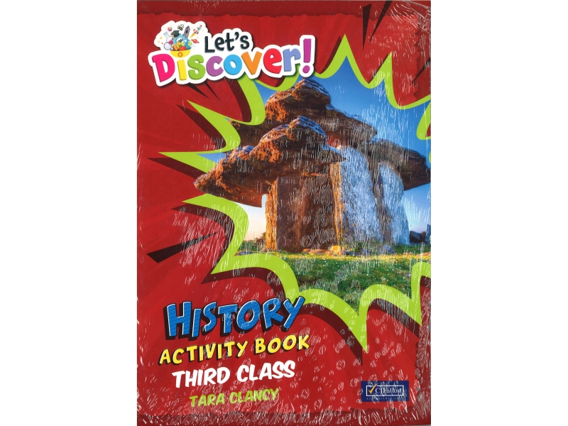 Lets Discover! - Third Class - History Activity Book