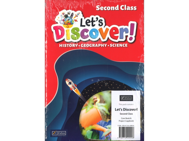 Lets Discover! - Second Class