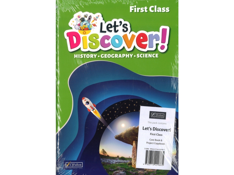 Lets Discover! - First Class