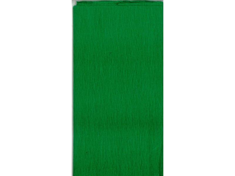 Crepe Xmas Green