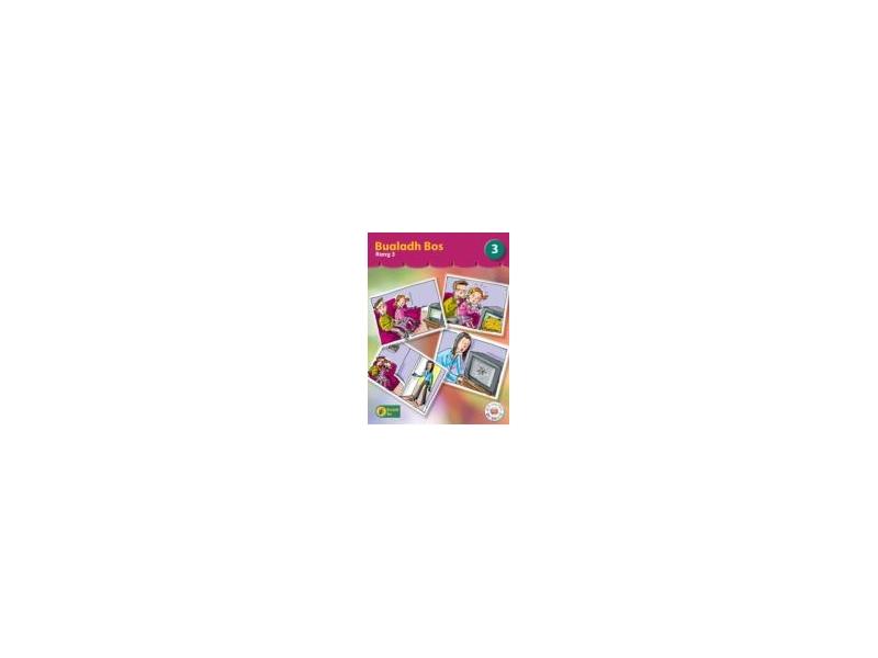 Bualadh Bos 3 - 3rd Class Textbook