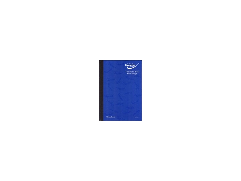 Hardback Copy A4 240 Page - Feint Ruled - Assorted Colours