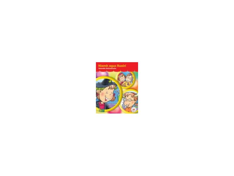 Bualadh Bos Niamh Agus Ruairí - Junior Infants Textbook