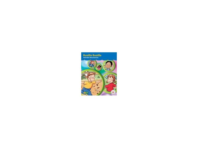Bualadh Bos Ruaille Buaille - Senior Infants Textbook
