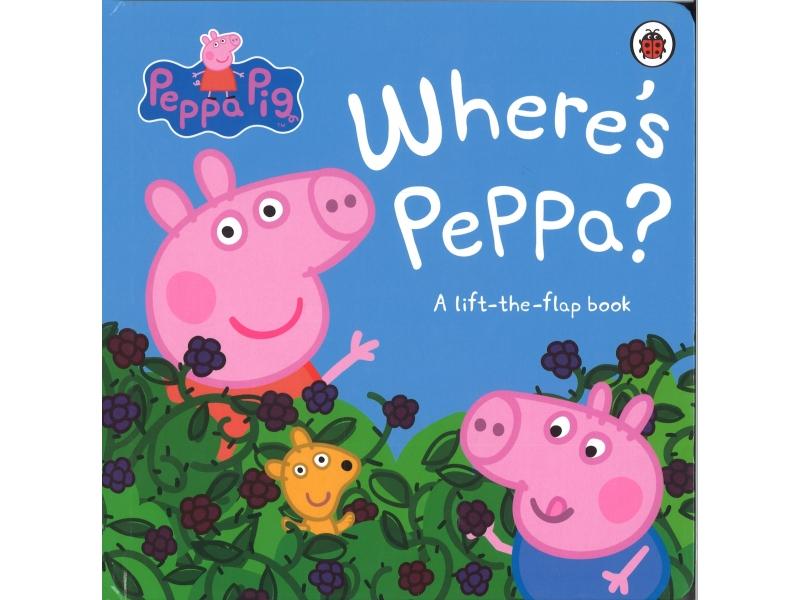 Peppa Pig - Where's Peppa?