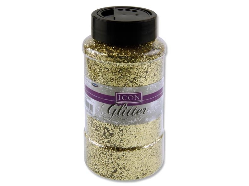 Glitter 450g - Gold