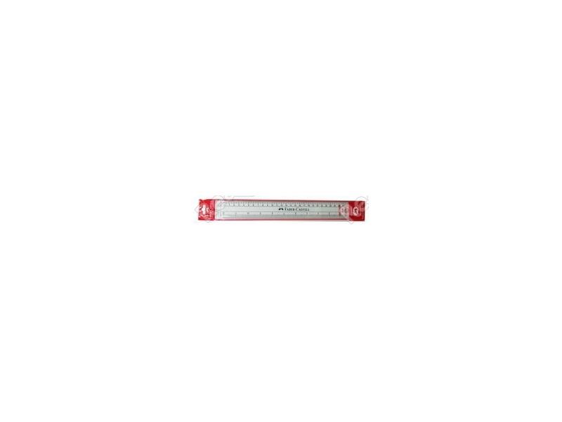 Faber-Castell 30cm Plastic Ruler