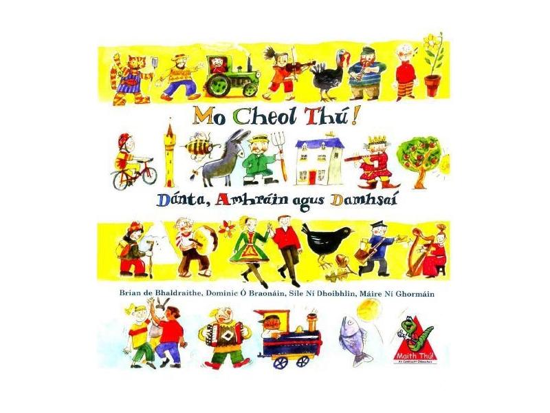 Mo Cheol Thú! CD - Poems & Songs Third-Sixth Class