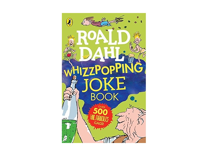 Roald Dahl - Whizzpopping Joke Book