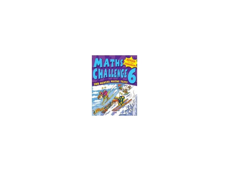 Maths Challenge 6 - Sixth Class