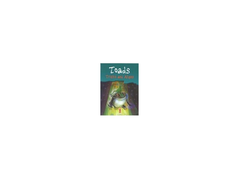 Toads, Tricks & Aliens Textbook -  5th Class Anthology - Bookcase