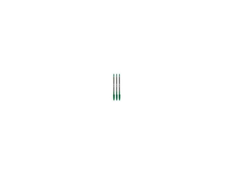 Bic Crystal Green Pen