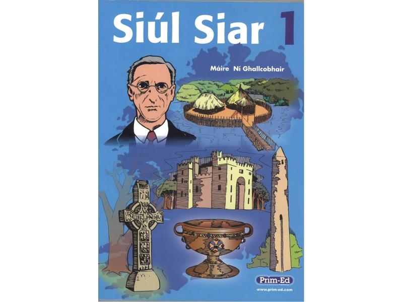 Siúl Siar 1 - Third Class